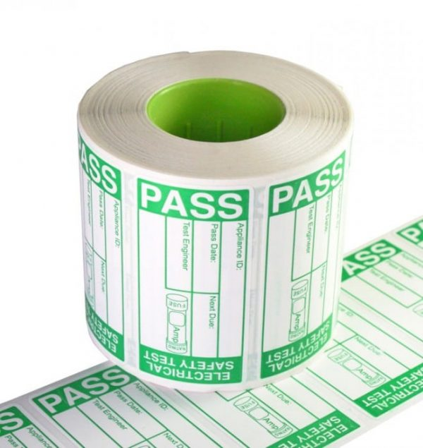 500 PASS Labels 1