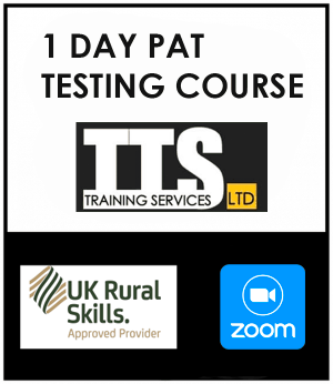 live online pat course face to face